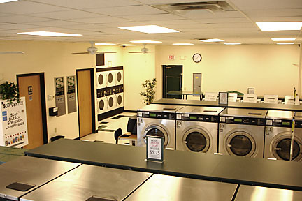 Madison Eastside Coin Laundry Home